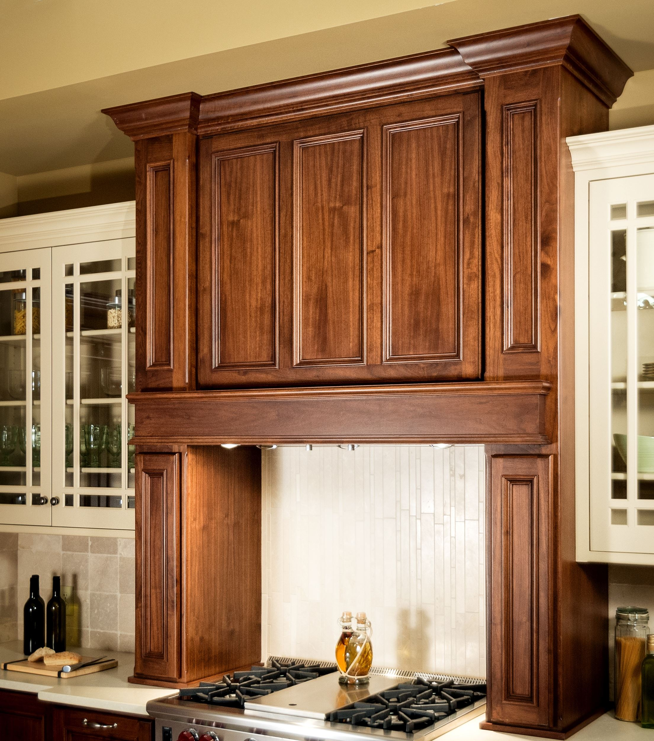 Wooden range hoods go to image page 28 cabinet range - Kitchen hood under cabinet ...
