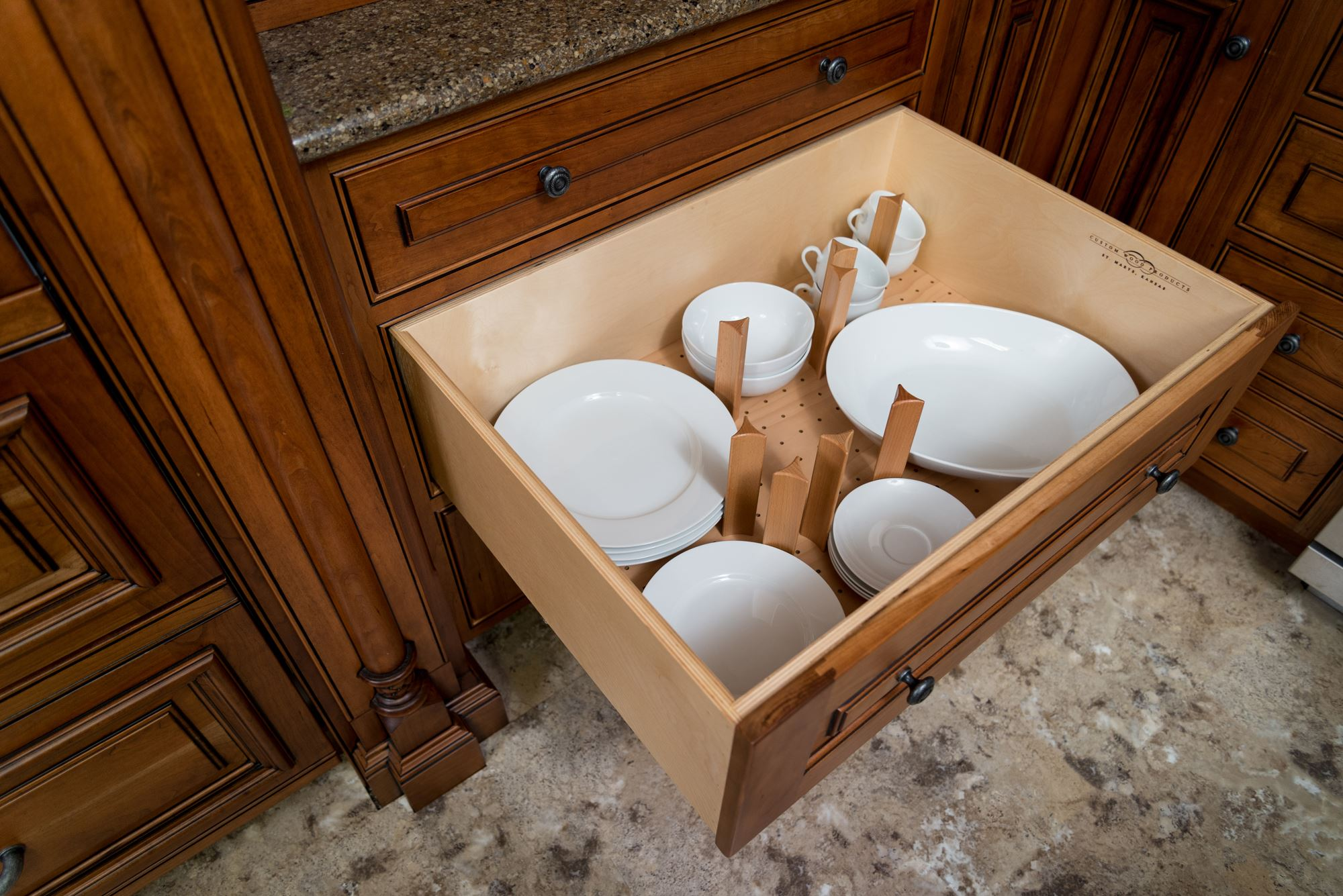 Cabinet And Drawer Organizers Storage Solutions Custom