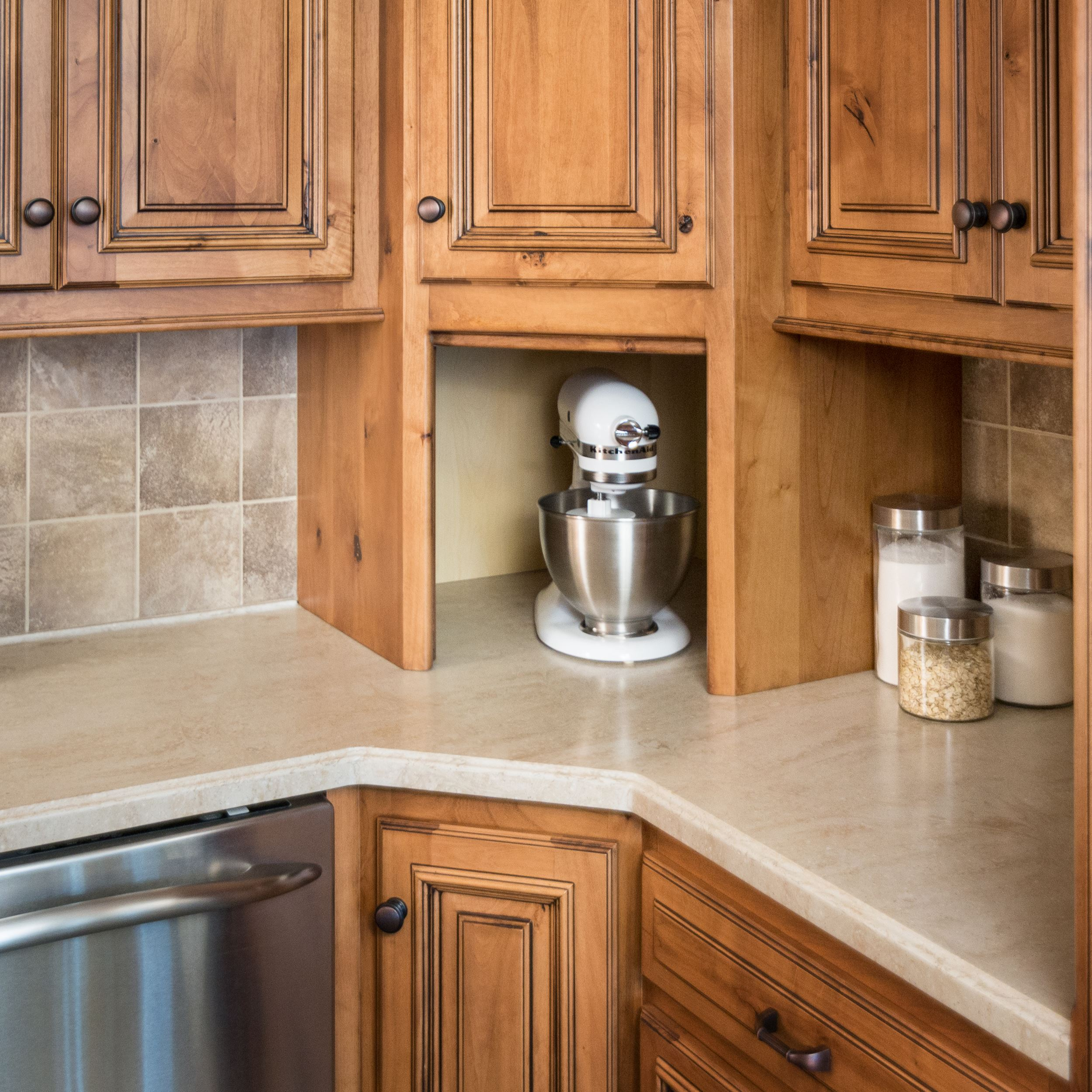 Appliance Solutions | Storage Solutions | Custom Wood ...