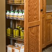 Wire Pantry Pull-Out