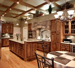 Knotty Alder Gallery Custom Wood Products Handcrafted Cabinets