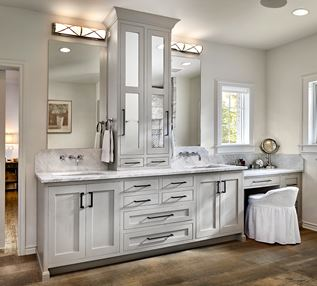 High Quality Gallery Bathroom Cabinets View