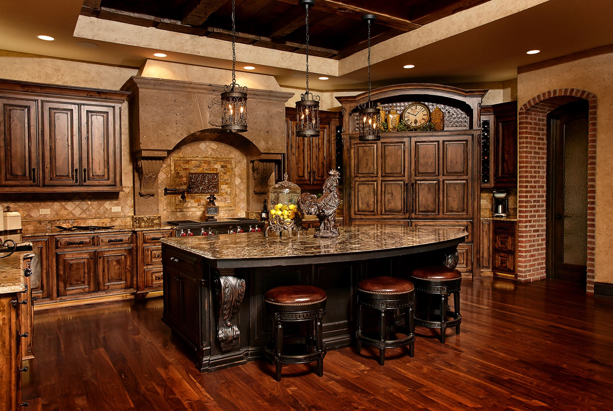 Old World Charm | Gallery | Custom Wood Products ...