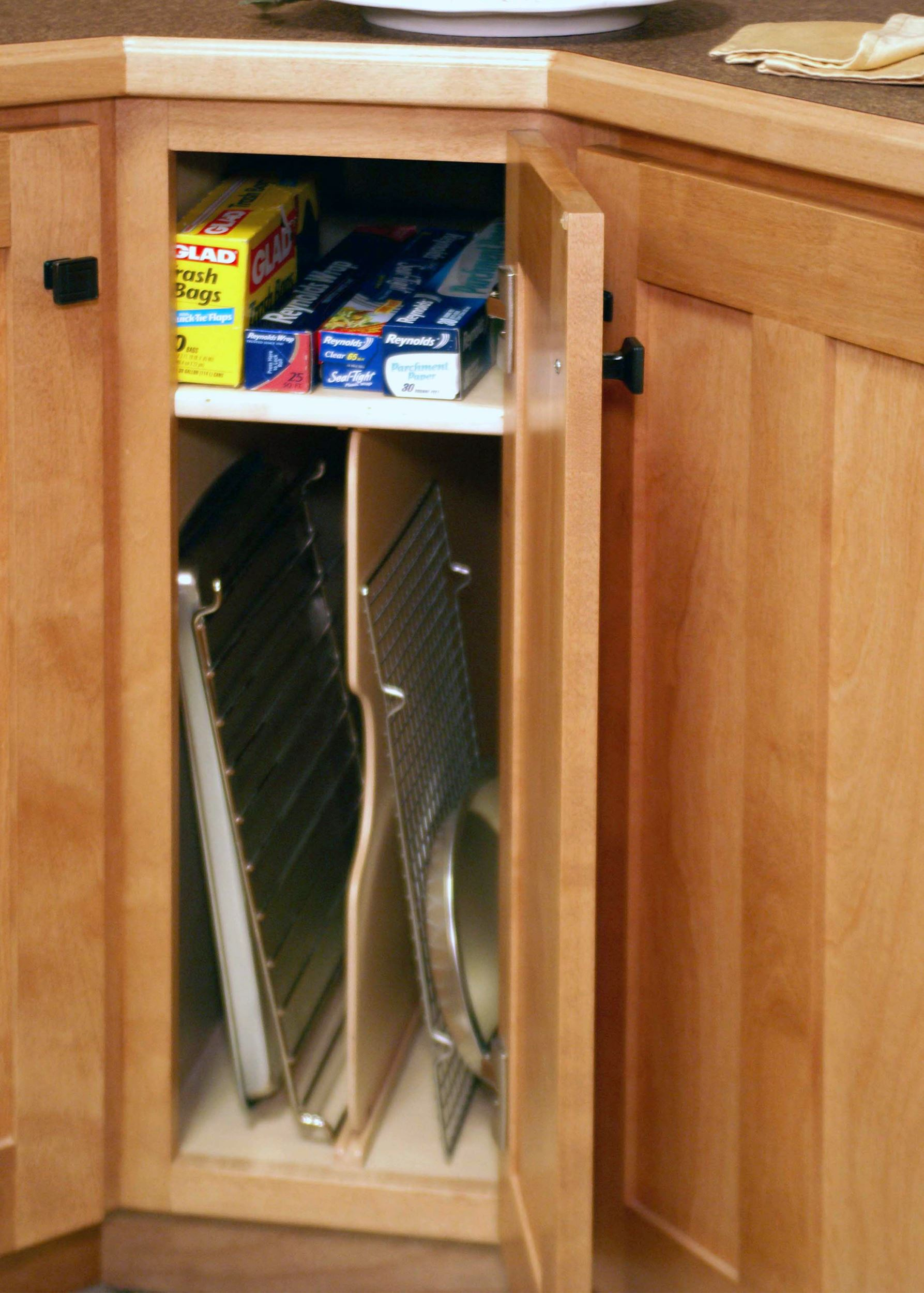 Cabinet And Drawer Organizers Storage Solutions Custom Wood Products Handcrafted Cabinets