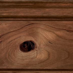 Cordovan Stain on Rustic Cherry