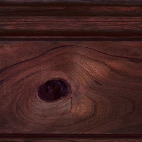 Brandywine Stain on Rustic Cherry
