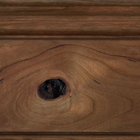 Ginger Stain on Rustic Cherry