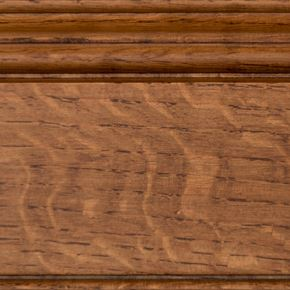 Quarter Sawn White Oak / Cinnamon
