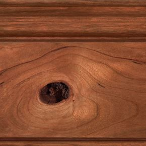 Cinnamon Stain on Rustic Cherry