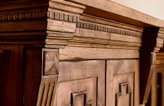 Cabinets Custom Wood Products Handcrafted